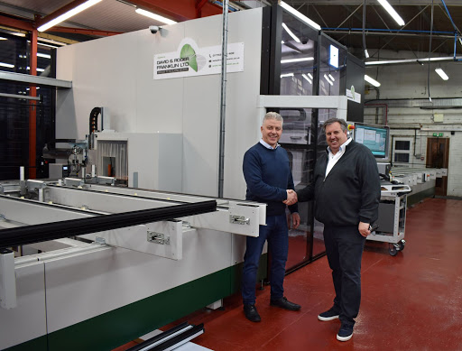 investment in fabrication machinery - LMX 650